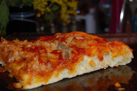 recette de la pizza tunisienne