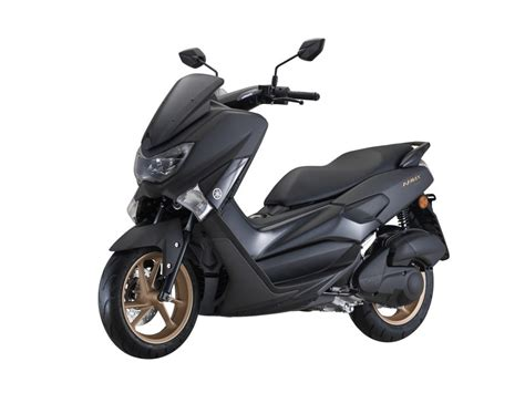 Nmax 2018 Color by Yamaha Nmax 2018 Black Matte Velg Emas 1 187 Bmspeed7