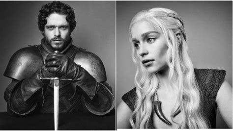Daenerys Y Robb Stark, Las Estrellas De 'juego De Tronos