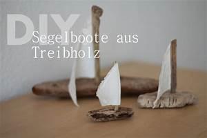 Basteln Mit Treibholz : diy segelboote aus treibholz basteln ~ Markanthonyermac.com Haus und Dekorationen
