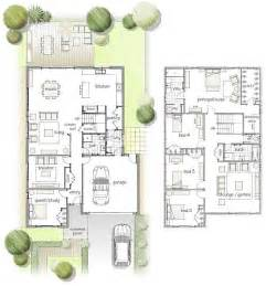 The Bedroom Storey House Plans by Best 25 Two Storey House Plans Ideas On 2