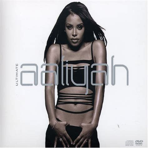 Aaliyah Rock The Boat Cd by Aaliyah Albums World