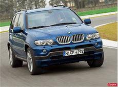 BMW X5 I E53 Laquelle choisir