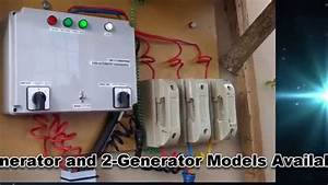 How An Automatic Changeover Or Ats Controls Your Gen And