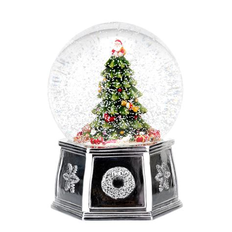 large snow globes christmas spode tree large snow globe 49 99 you save 50 01