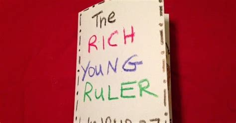childrens bible lessons lesson  rich young ruler