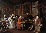 File:William Hogarth - Marriage à la Mode - WGA11459.jpg ...