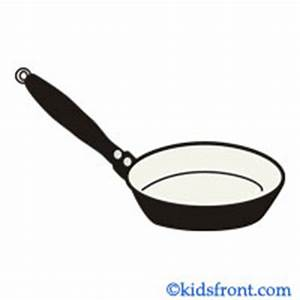 How to draw frying pan