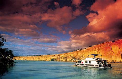 Fishing Boat Hire Mildura by Travel Australia The Mighty Murray River