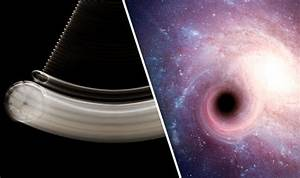 Time travel POSSIBLE? Black holes could be key to cheating ...