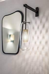 Applique Salle De Bain Noire : luminaire suspension salle a manger ~ Teatrodelosmanantiales.com Idées de Décoration