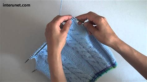 how to sweater how to knit a sweater for baby or toddler tutorial