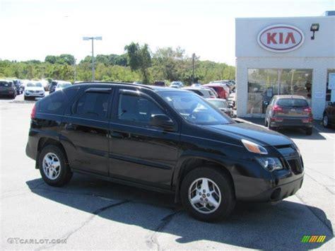 2004 Black Pontiac Aztek Awd 36817172 Gtcarlotcom