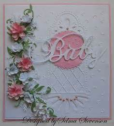 1000 images about beautiful handmade cards on baby cards white on white and sting