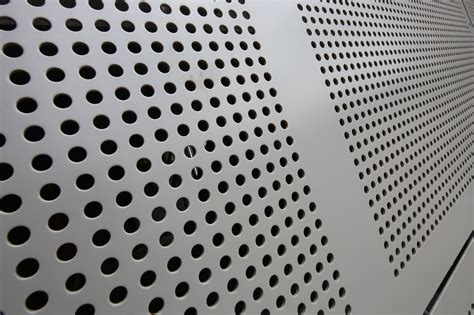 sotech optima perforated rainscreen cladding system
