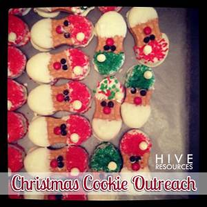 Ministry Monday Christmas Cookie Outreach Event Hive