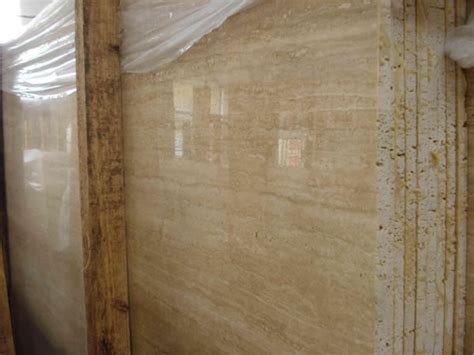 Dark Beige Travertine   Bhandari Marble World