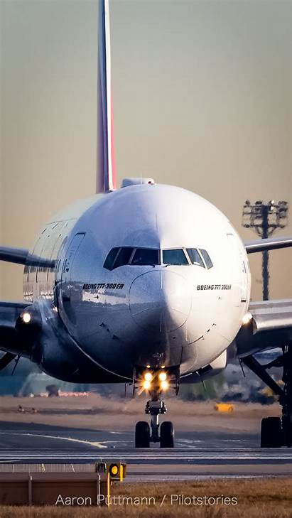 777 Boeing Wallpapers 300er Phone Air Aircraft