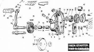 Wiring Diagram Kick Start Motorcycle