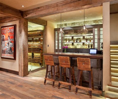 40427 rustic bar ideas 15 distinguished rustic home bar designs for when you