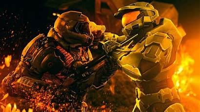 4k Doomguy Chief Master Wallpapers Games Resolutions