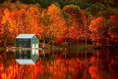 ecran ordinateur bureau 1001 jolies exemples d 39 images d 39 automne pour fond d 39 écran