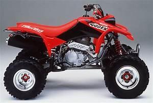 1999 Honda Atv Models