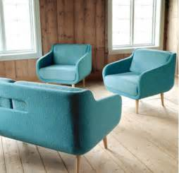 retro sofa inspired by the retro design of hea sofa by bg norge at home with vallee