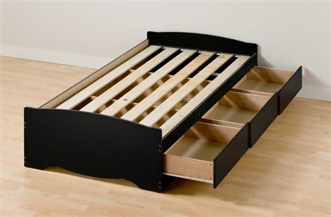Xl Twin Platform Bed Frame