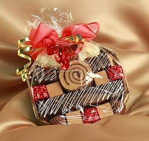 Small Gift Basket Buy Handcrafted Fudge Gifts