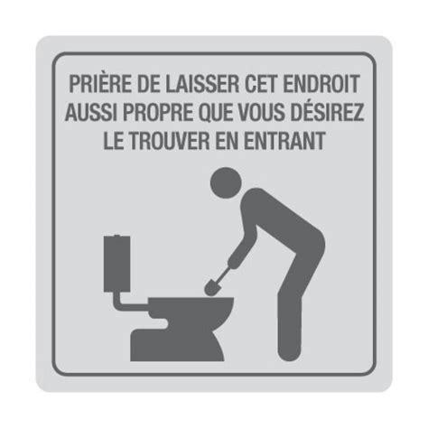dans les toilettes des femmes affiche toilettes propres entreprise