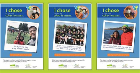 This line is available 8 a.m. East Toronto Health Partners launches vaccine confidence poster campaign that highlights ...