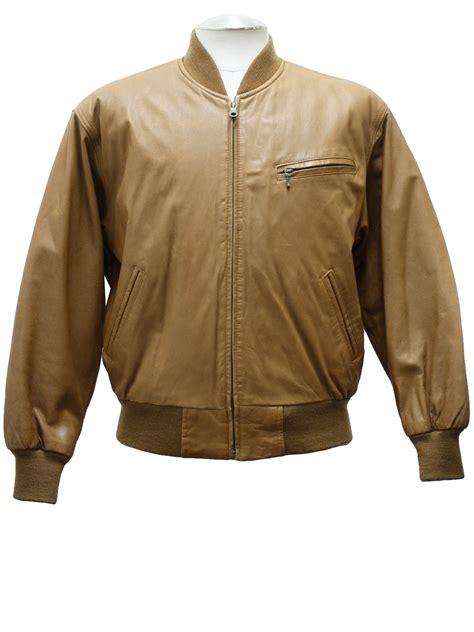 vintage mixed blues leather jacket  mixed