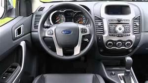 Ford Ranger Interieur : car interior ford ranger 2013 youtube ~ Medecine-chirurgie-esthetiques.com Avis de Voitures