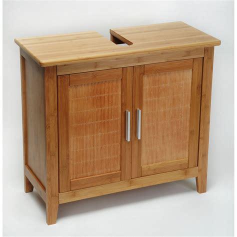 Badezimmer Unterschrank Obi by Eisl Waschbeckenunterschrank Bambus Kaufen Bei Obi