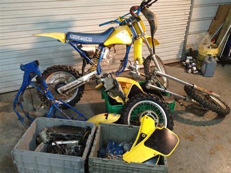 Used Suzuki Dirt Bike Parts by Dirt Bike Parts Myrtlebeachmotorsportssalvage