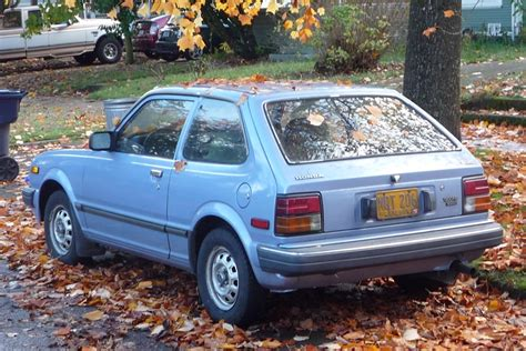 hatchback cars 1980s curbside classic 1980 honda civic hatchback honda