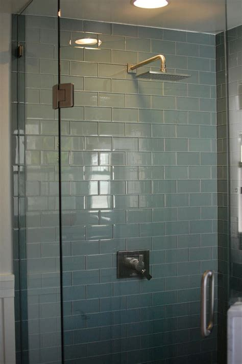 Glass Subway Tile Bathroom Ideas Glass Subway Tile Subway Tile Outlet