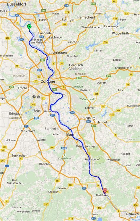 Bad Breisig Karte