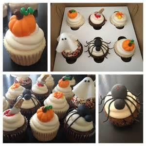 Pumpkin Spider Poisonous by Bs Recipes Halloween Cupcakes