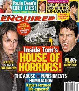 Tom Cruise's lawyer blasts the National Enquirer over ...