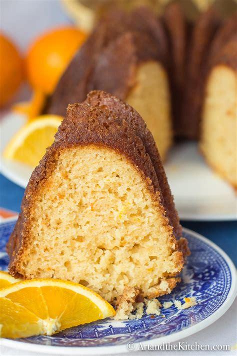 orange soda cake art   kitchen