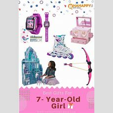 12 Best Gifts For A 7yearold Girl  Fun & Adorable  Hahappy Gift Ideas