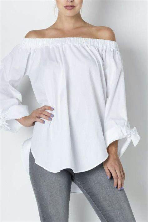 hermosos outfits  blusas blancas  decoracion de