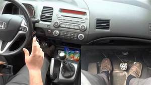 How To Drive A Manual Car In Traffic