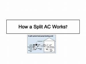 How A Split Ac Works