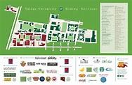 Tulane University Campus Map