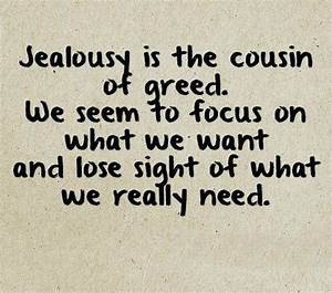 100 Inspiration... Admitting Jealousy Quotes