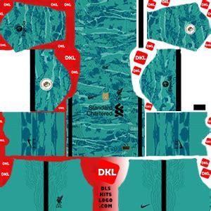 Liverpool Nike 2020-2021 DLS/FTS Kits Forma Logo • DLSKITSLOGO