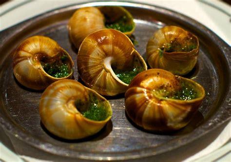 cuisine escargot how to eat snails travel gluttons